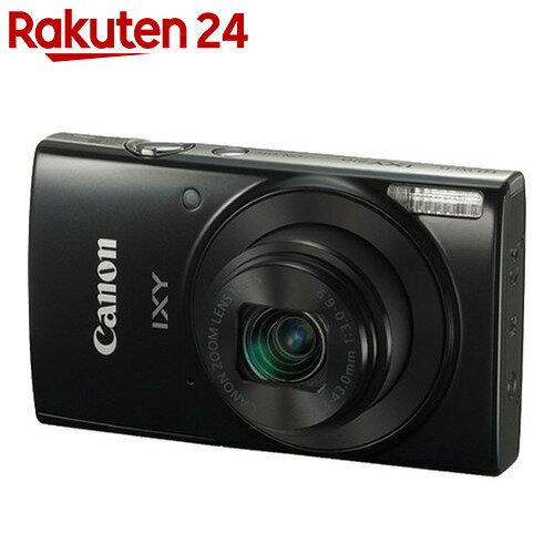 キヤノン デジタルカメラ IXY 210 (BK) ブラック