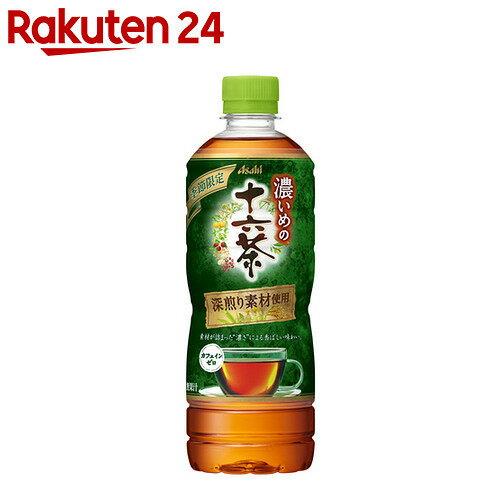 【企画品】【ケース販売】アサヒ 濃いめの十六茶 600ml×24本入