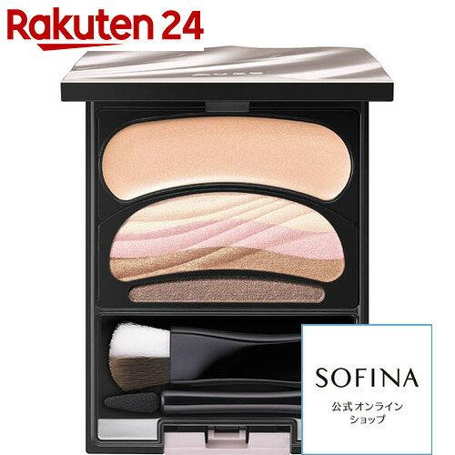 ソフィーナ オーブ ブラシひと塗りシャドウN SC01 シースルーピンク 4.5g