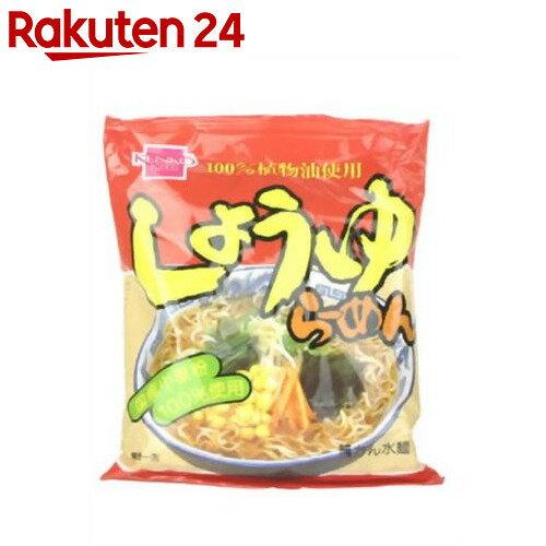 健康フーズ 醤油ラーメン(無かん水麺) 98g