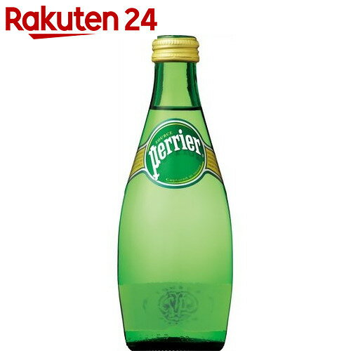 ペリエ 炭酸水 瓶 330ml×24本(正規輸入品)