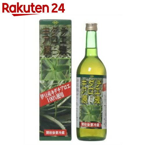 キダチアロエ原液 伊豆産100%(国内産) 720ml【HOF01】【イチオシ】【rank_review】