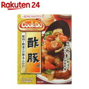 Cook Do 酢豚 3-4人前【楽天24】[Cook Do(クックドゥー) 中華料理の素]