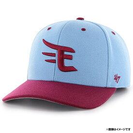 楽天イーグルス '47 Brand x Eagles キャップオールスターMVP DPコロンビア×カーディナルおしゃれ かっこいい キャップ グッズ プロ野球 ベースボールキャップ ぼうし メンズ レディース 応援グッズ 楽天イーグルス 帽子 野球 野球帽