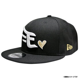 【スーパーSALE★目玉アイテム】楽天イーグルス×NEW ERANEWERA 950 HEART BLACK/WHITE