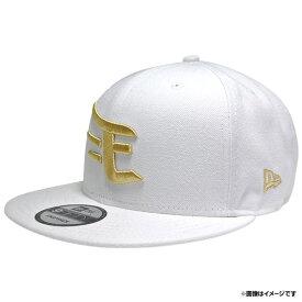 楽天イーグルス×NEW ERANEWERA 950 WHITE/GOLDおしゃれ オンラインショップ かっこいい キャップ グッズ プロ野球 ベースボールキャップ ぼうし メンズ レディース 応援 応援グッズ 楽天イーグルス 東北楽天ゴールデンイーグルス 帽子 野球 野球帽