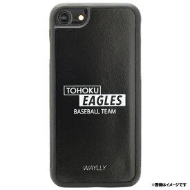 【iPhone6/6s/7/8用】WAYLLY×E iphoneケース《TOHOKU EAGLES》