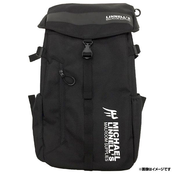 マイケルリンネル×EBig Backpack《ブラック》
