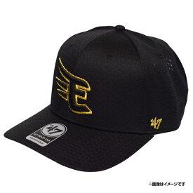 【'47(フォーティーセブン)】MVP DPEロゴ[ブラック]≪楽天イーグルス≫