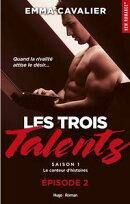 Les trois talents Saison 1 Episode 2 Le conteur d'histoires