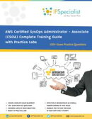 AWS Certified SysOps Administrator – Associate (CSOA) Training Guide