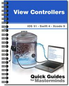 View Controllers in iOS 11Learn how to structure your apps in iOS 11 with Xcode 9 and Swift 4【電子書籍】[ J.D Gauchat ]