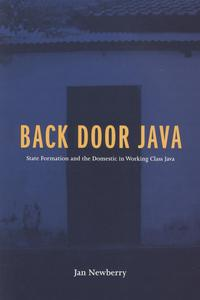 BackDoorJavaStateFormationandtheDomesticinWorkingClassJava
