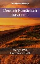 Deutsch Rumänisch Bibel Nr.3