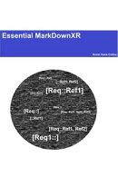 Essential MarkDownXR