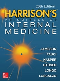 Harrison's Principles of Internal Medicine, Twentieth Edition (Vol.1 & Vol.2)【電子書籍】[ J. Larry Jameson ]