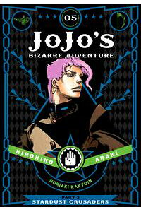 JoJo'sBizarreAdventure:Part3--StardustCrusaders,Vol.5