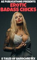 Erotic Badass Chicks: 8 Tales Of Hardcore Sex