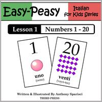 ItalianLesson1:Numbers1to20