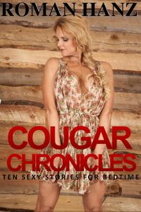 CougarChronicles:TenSexyStoriesForBedtime
