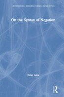 On the Syntax of Negation