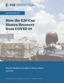 How the G20 Can Hasten Recovery from COVID-19