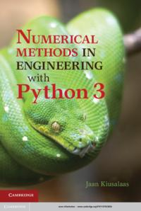 Numerical Methods in Engineering with Python 3【電子書籍】[ Jaan Kiusalaas ]