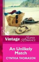 An Unlikely Match (Mills & Boon Vintage Superromance) (Hometown U.S.A., Book 12)