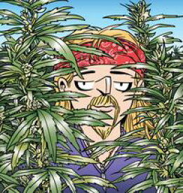 The Weed WhispererA Doonesbury Book【電子書籍】[ G. B. Trudeau ]