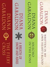The Outlander Series Bundle: Books 5, 6, 7, and 8The Fiery Cross, A Breath of Snow and Ashes, An Echo in the Bone, Written in MyOwn Heart's Blood【電子書籍】[ Diana Gabaldon ]