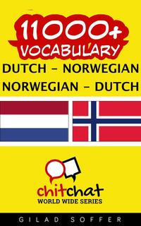 11000+VocabularyDutch-Norwegian