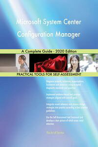 MicrosoftSystemCenterConfigurationManagerACompleteGuide-2020Edition