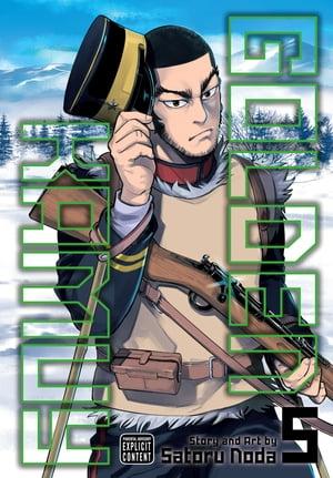 Golden Kamuy, Vol. 5【電子書籍】[ Satoru Noda ]