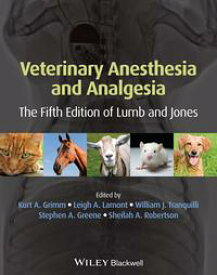 Veterinary Anesthesia and AnalgesiaThe Fifth Edition of Lumb and Jones【電子書籍】