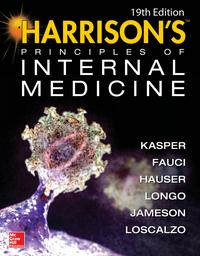 Harrison's Principles of Internal Medicine 19/E (Vol.1 & Vol.2) (ebook)【電子書籍】[ Dennis L. Kasper ]