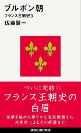 ブルボン朝 フランス王朝史3【電子書籍】[ 佐藤賢一 ]