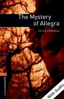 The Mystery of Allegra - With Audio Level 2 Oxford Bookworms Library