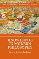 Knowledge in Modern Philosophy
