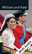 William and Kate - With Audio Level 1 Factfiles Oxford Bookworms Library