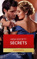 High Society Secrets (Mills & Boon Desire) (The Sterling Wives, Book 2)