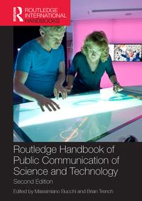 RoutledgeHandbookofPublicCommunicationofScienceandTechnologySecondedition