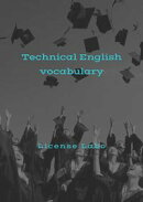 Technical English wordbook