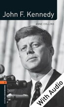 John F. Kennedy - With Audio Level 2 Factfiles Oxford Bookworms Library