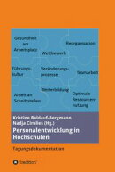 Personalentwicklung in Hochschulen