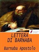 Lettera di Barnaba