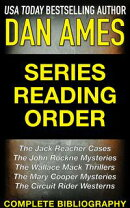 The Dan Ames Series Reading Order Checklist