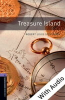 Treasure Island - With Audio Level 4 Oxford Bookworms Library