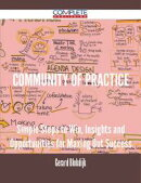 community of practice - Simple Steps to Win, Insights and Opportunities for Maxing Out Success