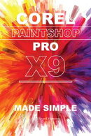 Corel Paintshop Pro X9: Made Simple