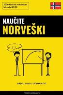Naučite Norveški - Brzo / Lako / Učinkovito